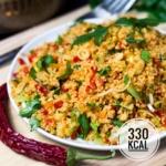 Minimalistischer und super einfacher Couscous-Salat